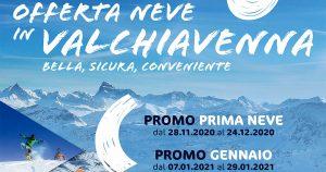 Offerta neve Valchiavenna Madesimo Skiarea