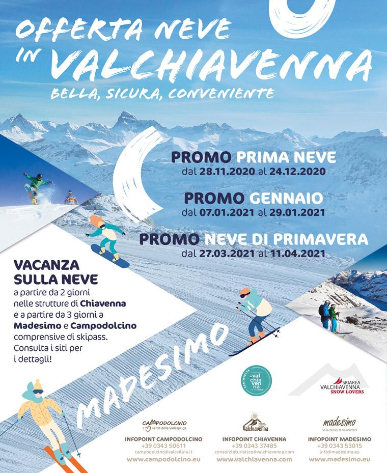 Valchiavenna Snow Offer 2020/21